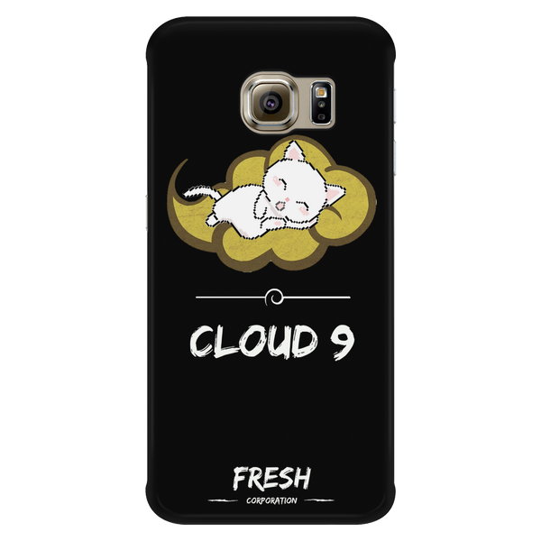 Cloud 9 Black Galaxy Case