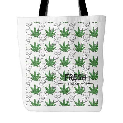 Furry Trees Tote Bag