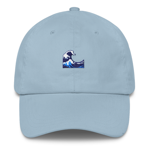Wave Dad Cap
