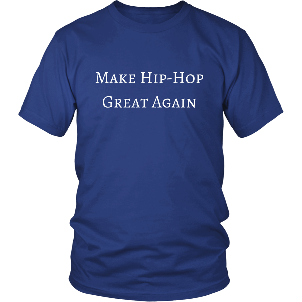 Make Hip-Hop Great Again Tee
