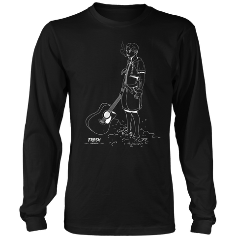 Shore of dreams Long-sleeve Tee