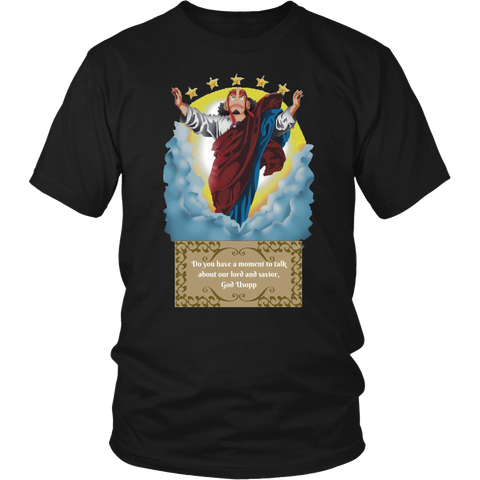 Savior God Usopp Tee