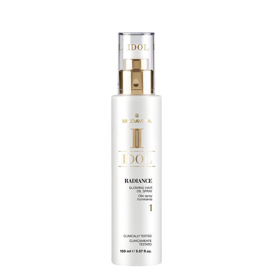 Idol Medavita spray huile lustrant RADIANCE 200ml