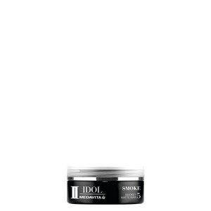 Idol man Medavita pommade ultra matte flexible SMOKE 50ml