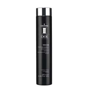 Idol Man Medavita shampooing-gel douche tonifiant TOUCH 250ml