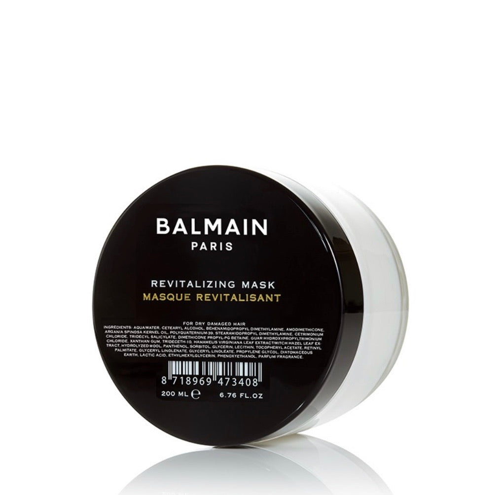 Balmain Paris Revitalizing mask masque revitalisant 200ml