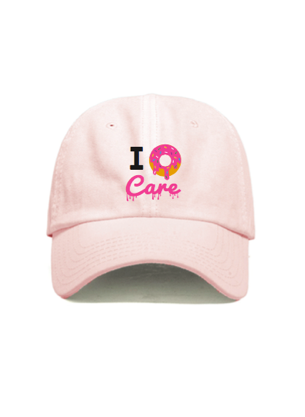 I Donut Care Hat