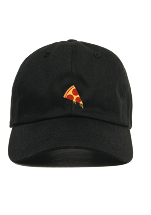 Cheesy Pizza Hat