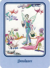 Nature Spirits Oracle Cards by Elizabeth J. Foley