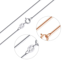 .925 Sterling Silver Jewelry Snake Chain - Free Shipping