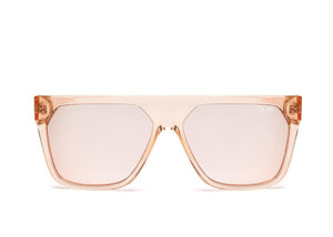 Sunglasses-Rose Gold-Quay Australia-Very Busy