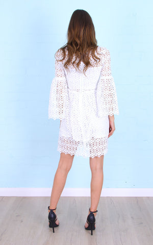 Peeper Bell Sleeve Dress
