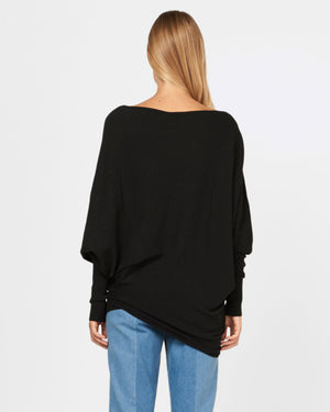 Love Him Asymmetric Knit