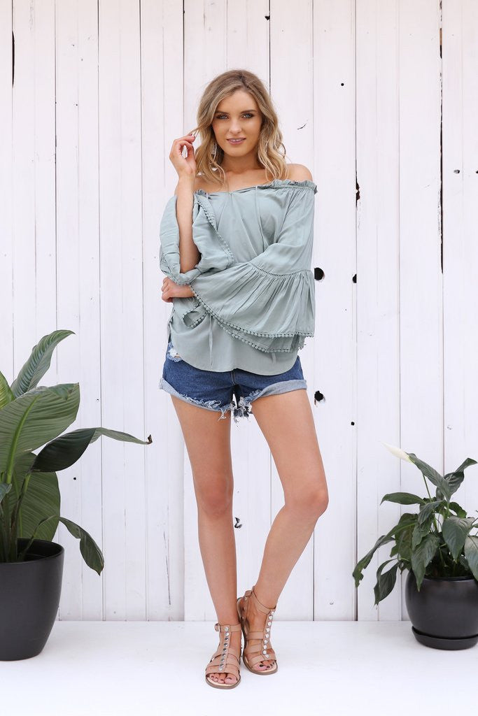 Lost in Lunar Desert Wanderer Top