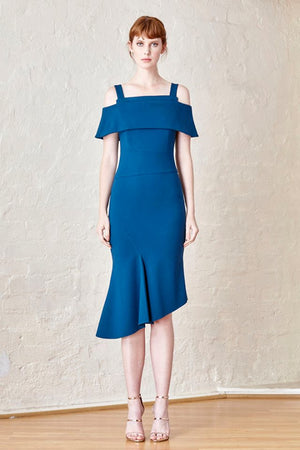 Mercure Dress Teal