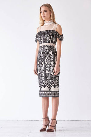 Soiree Dress - Elliatt