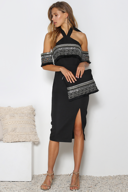 Shine Bright Midi Dress