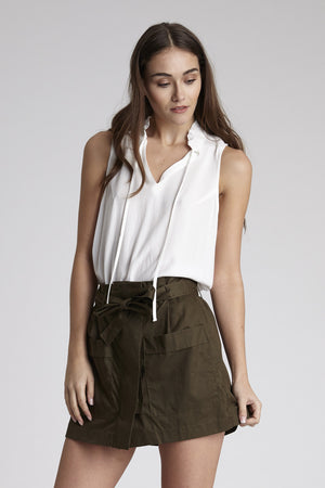 MuuI by I.D.S Hayley Pocket Skort