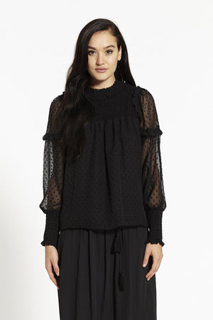 Venus Lace Blouse