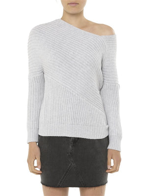 Scully Off Shoulder Jumper