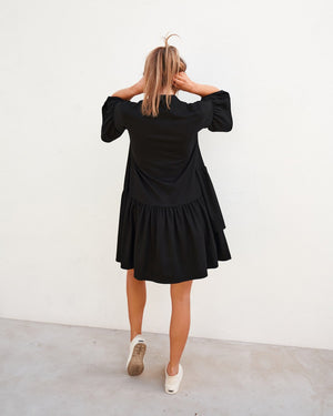 Alia Cotton Dress