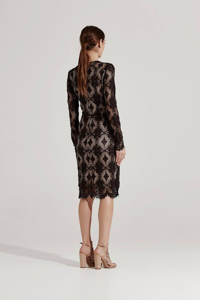Bless'ed are the Meek Annalise Dress