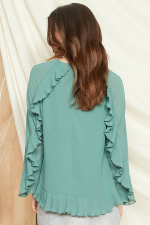 Ladies Blouse - Top - PS The Label - Celia Blouse
