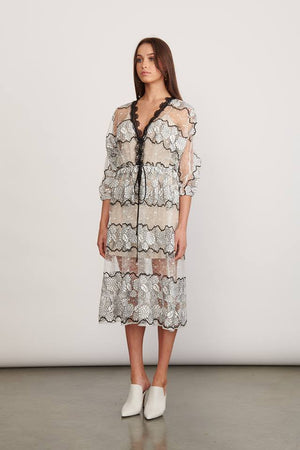 Ladies Dress - Elliatt - Dalliance Dress - Lace Dress