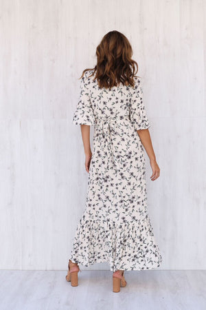 Elderflower Maxi Dress