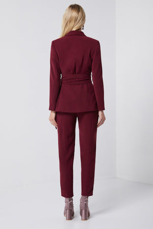 Ladies Tailored Wine Pant-Elliatt-Frances Pant