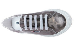 Superga 2750 - Army Chrome