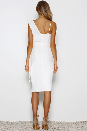 Resolution Midi Dress