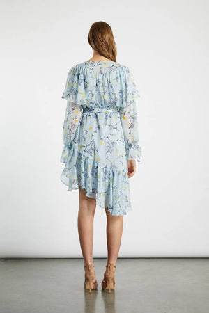 Ladies Dress - Floral - Elliatt - Harbor Dress