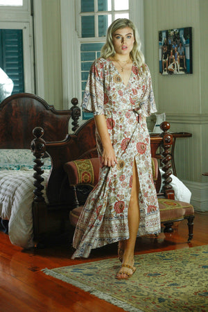 Ladies Dress - Boho - Sanctum - Intrepid Dress