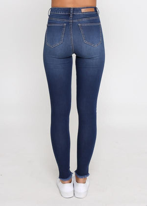 Kylie Denim Ink Wash Jeans