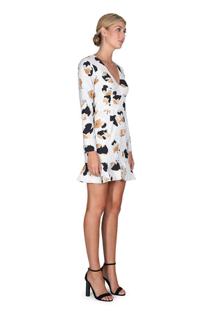 Lovers Liaison Long Sleeve Dress