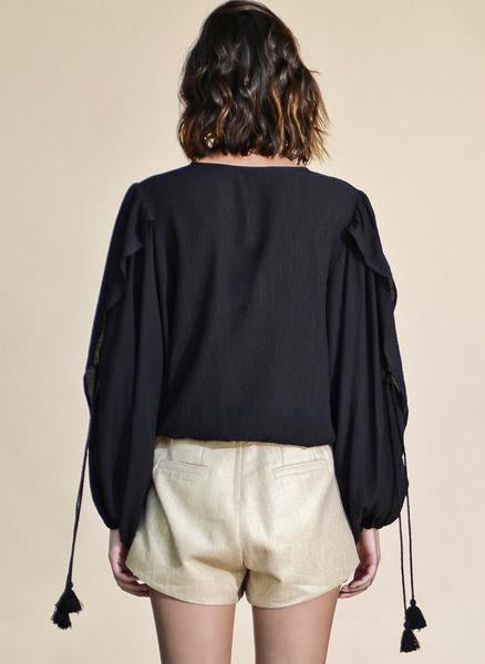 PS The Label Low Light Blouse