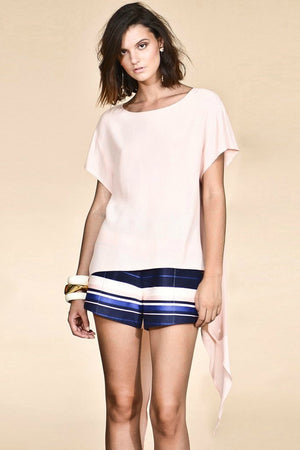 Ladies Pink Top - PS The Label - Magnetised Tunic Top