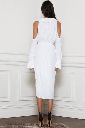 Ladies White Dress - PRem The Label - Maiden Dress