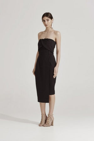 Bless'ed are the Meek Penelope Strapless Dress