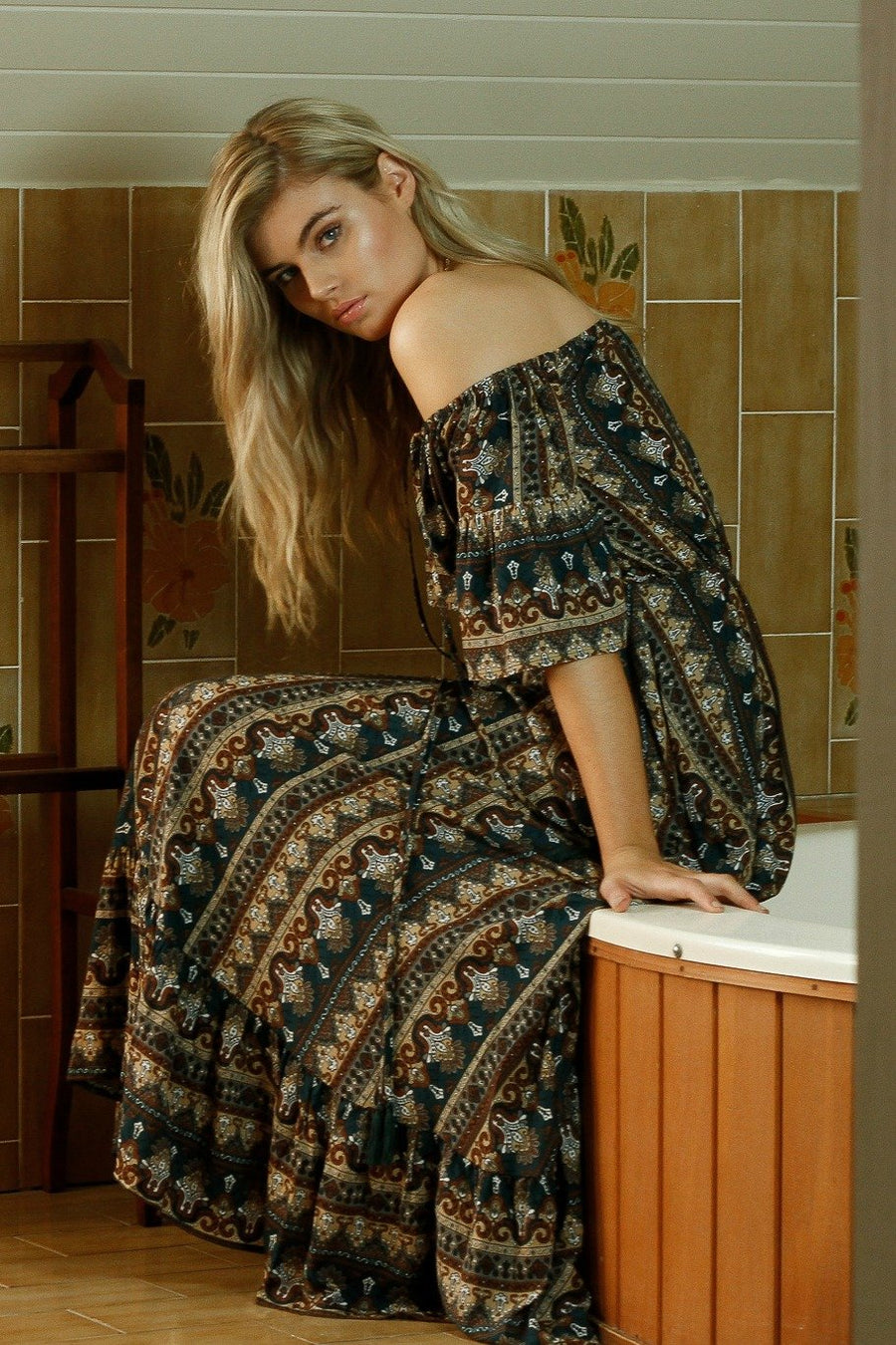 Ladies Dress - Sanctum - Boho - Piccolo Dress