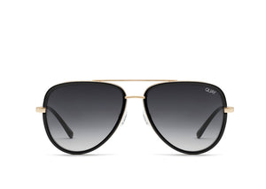 Quay Eyewear All in Mini Black/Smoke