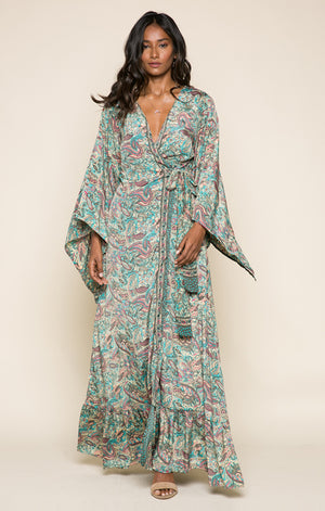 Wrap Maxi-Raga-Priscilla Wrap Dress