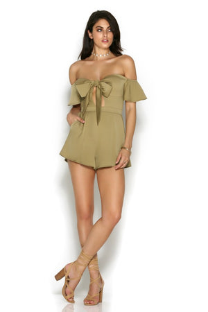 Runaway The Label Another Day Playsuit