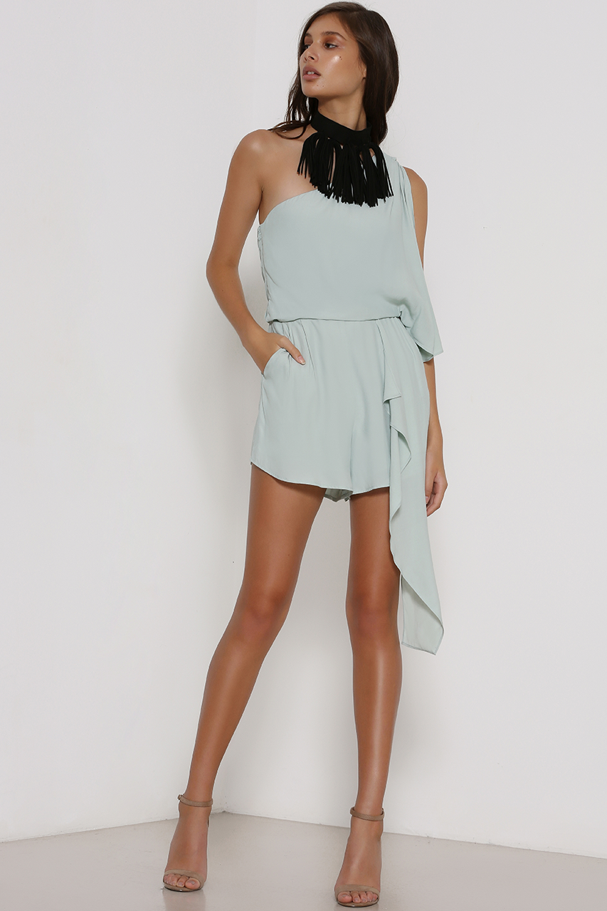 Premonition Waterlily Playsuit