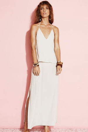 Ladies Dress-August {street} - Too Late Maxi Dress