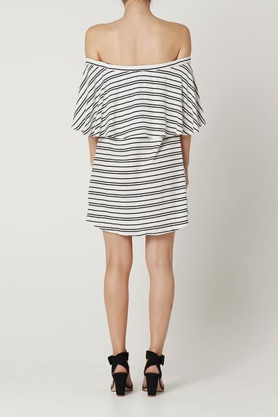 May the Label Valerie Dress Stripe