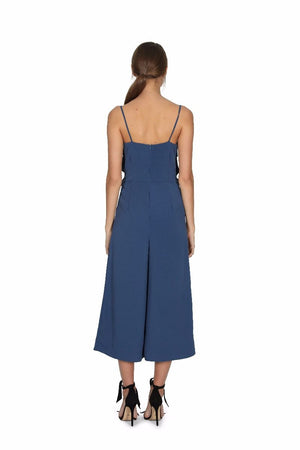 Agyness Cropped Jumpsuit
