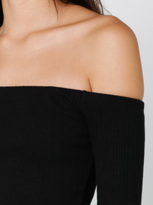 Avery Off The Shoulder Bodysuit