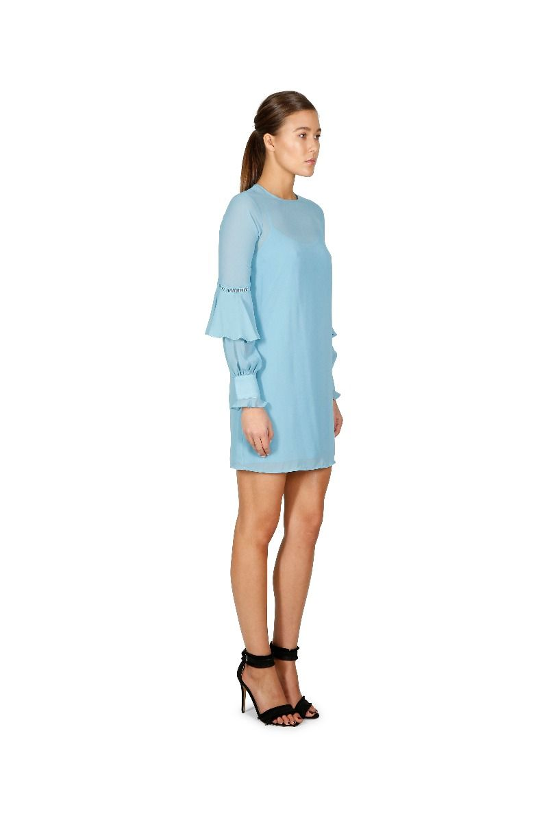 Ladies Dress - Cooper St - Galaxy Waters Shift Dress